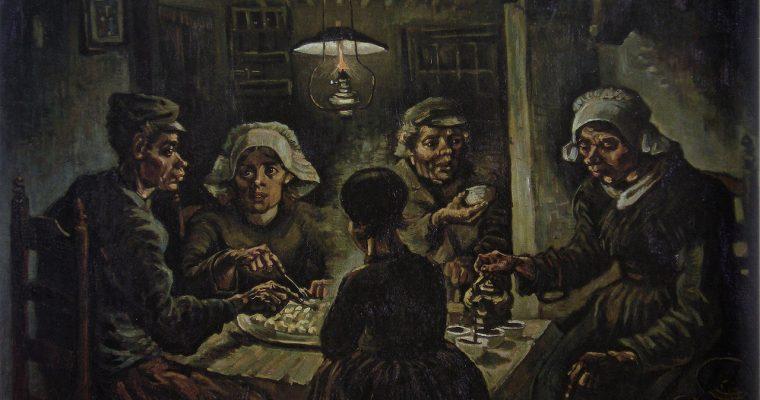 Van Gogh and the Potato Soup (ENG)