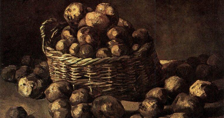 Van Gogh and gnocchi alla sorrentina (Eng)