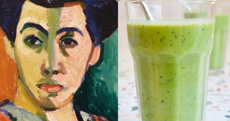 Matisse and the green smoothie (ENG)