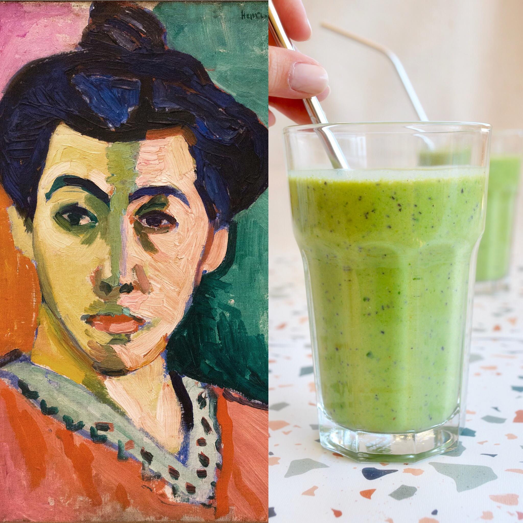 Matisse i el batut verd (CAT)