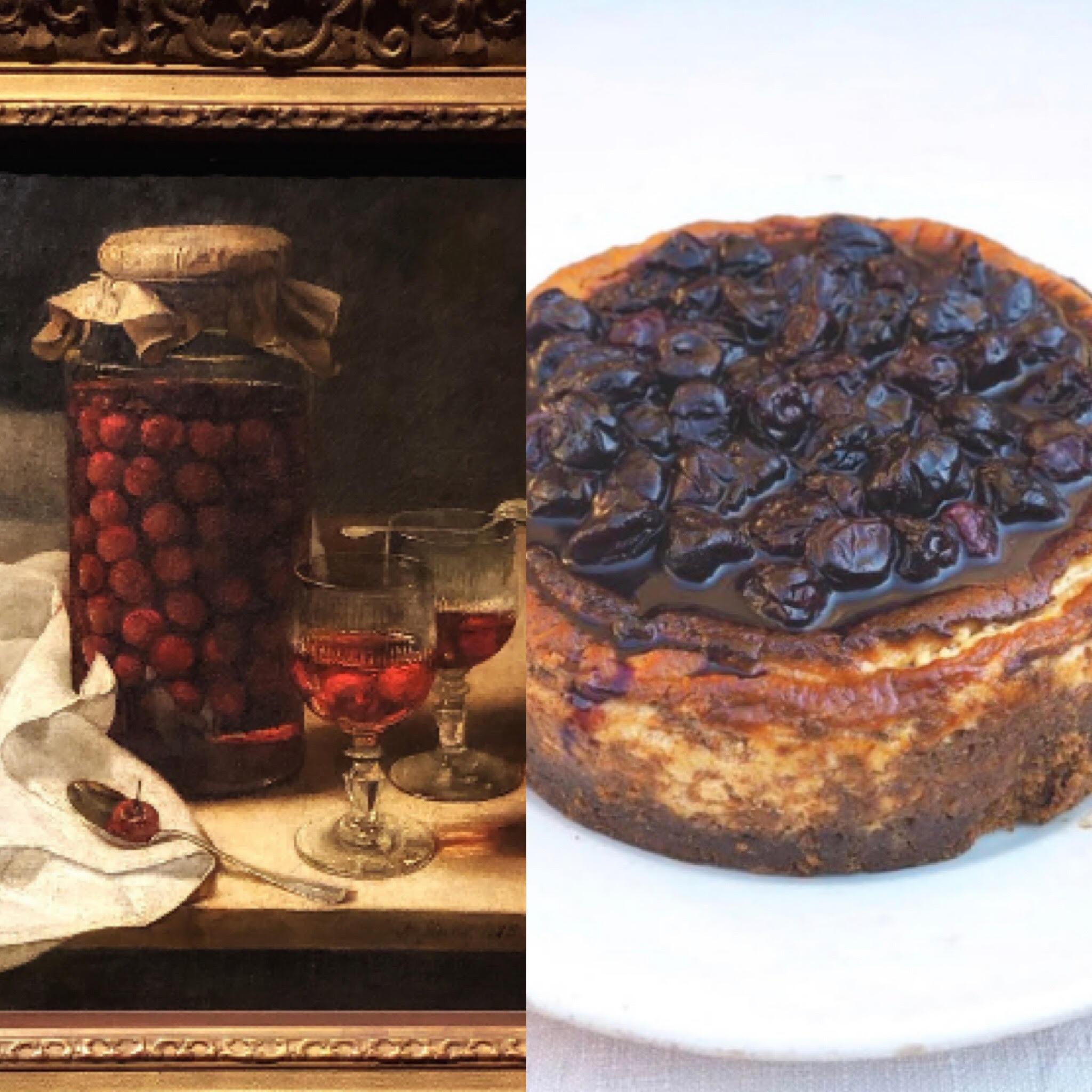 François Bonvin y la tarta de cereza (ESP)