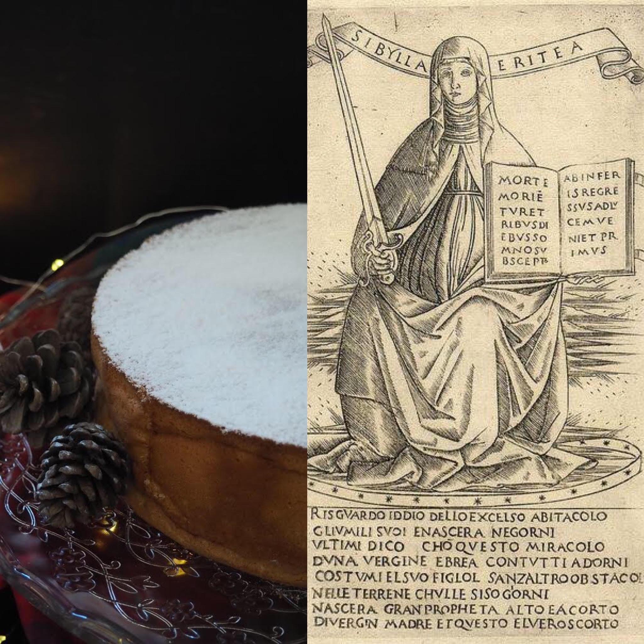 Tradiciones Navideñas: La Sibila y la coca de cuarto (ESP)