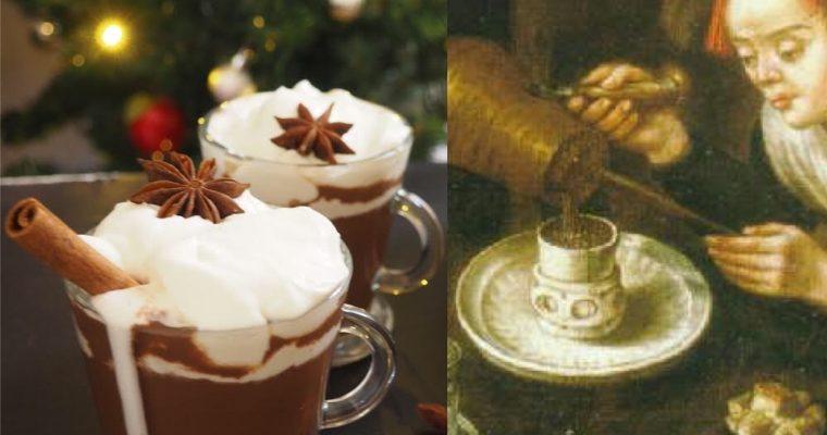 Tradiciones Navideñas: la mancerina y el chocolate a la taza (ESP)
