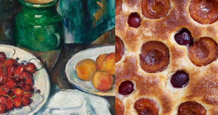 Paul Cezanne II: La coca de albaricoques (ESP)