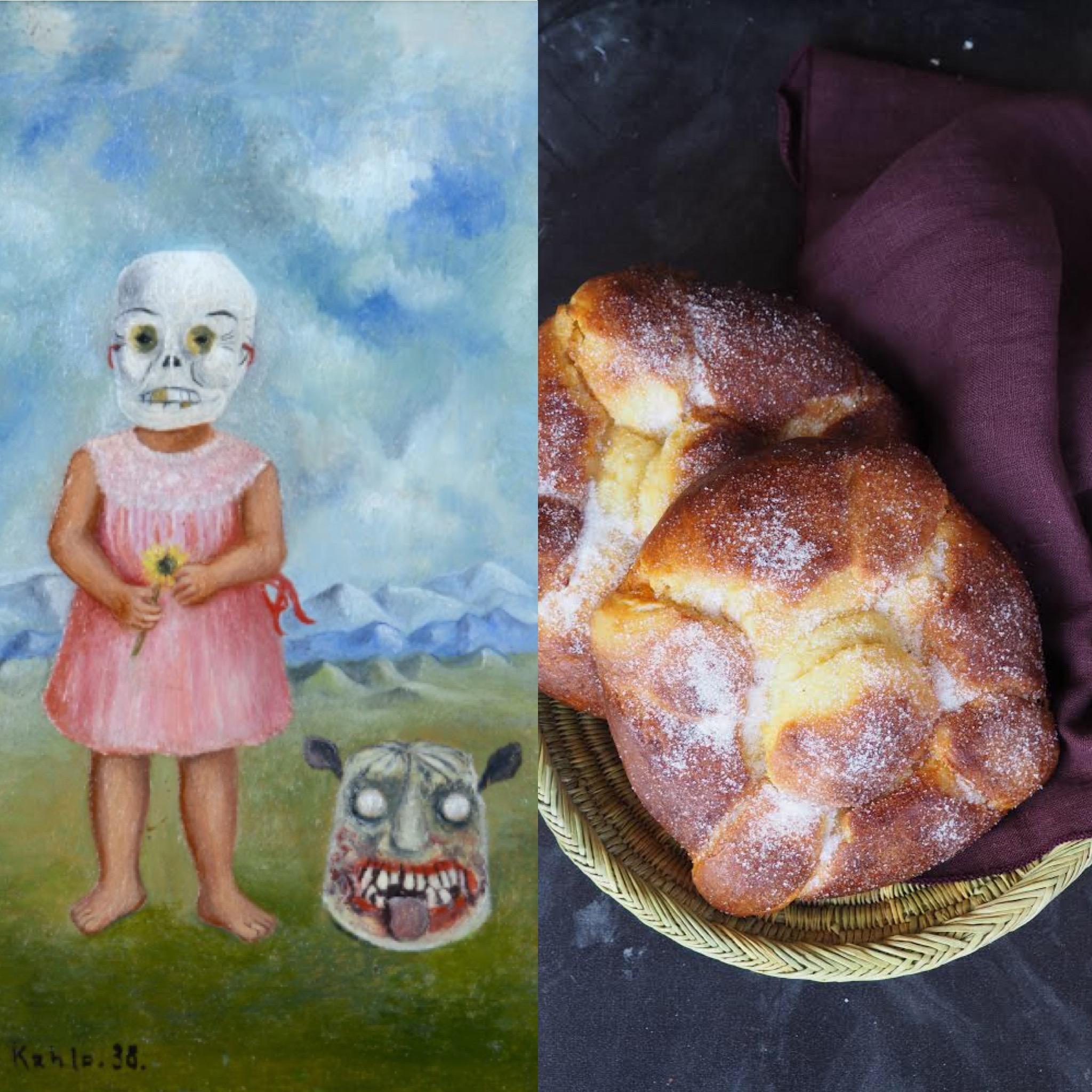 Frida Kahlo, el mite i el pan de muerto (CAT)