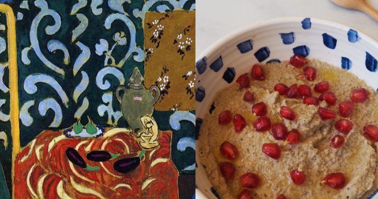 Matisse i el mutabal d'albergínies (CAT)