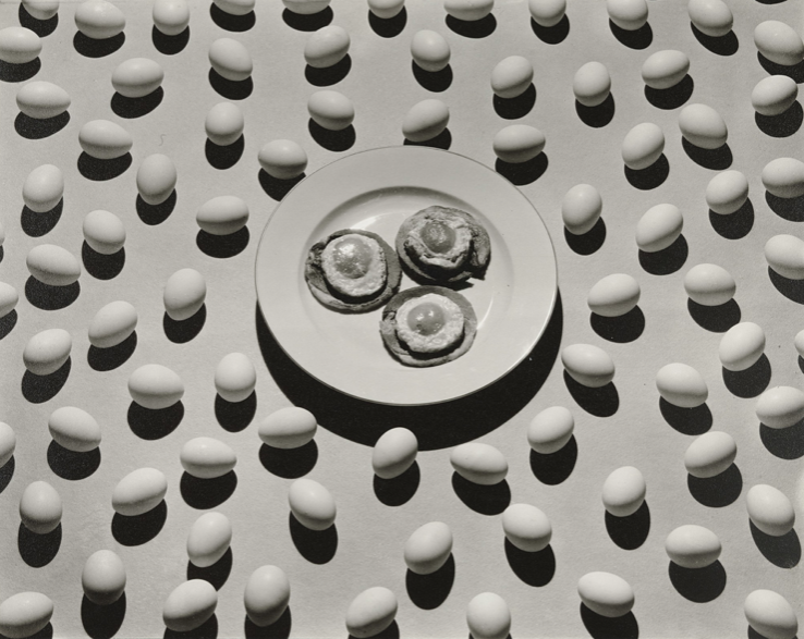 Ham and Eggs. Advertisement for The Delineator, Steiner, 1929.