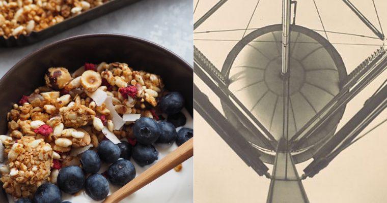 Imogen Cunningham, las torres de trigo y la mejor granola casera (ESP)