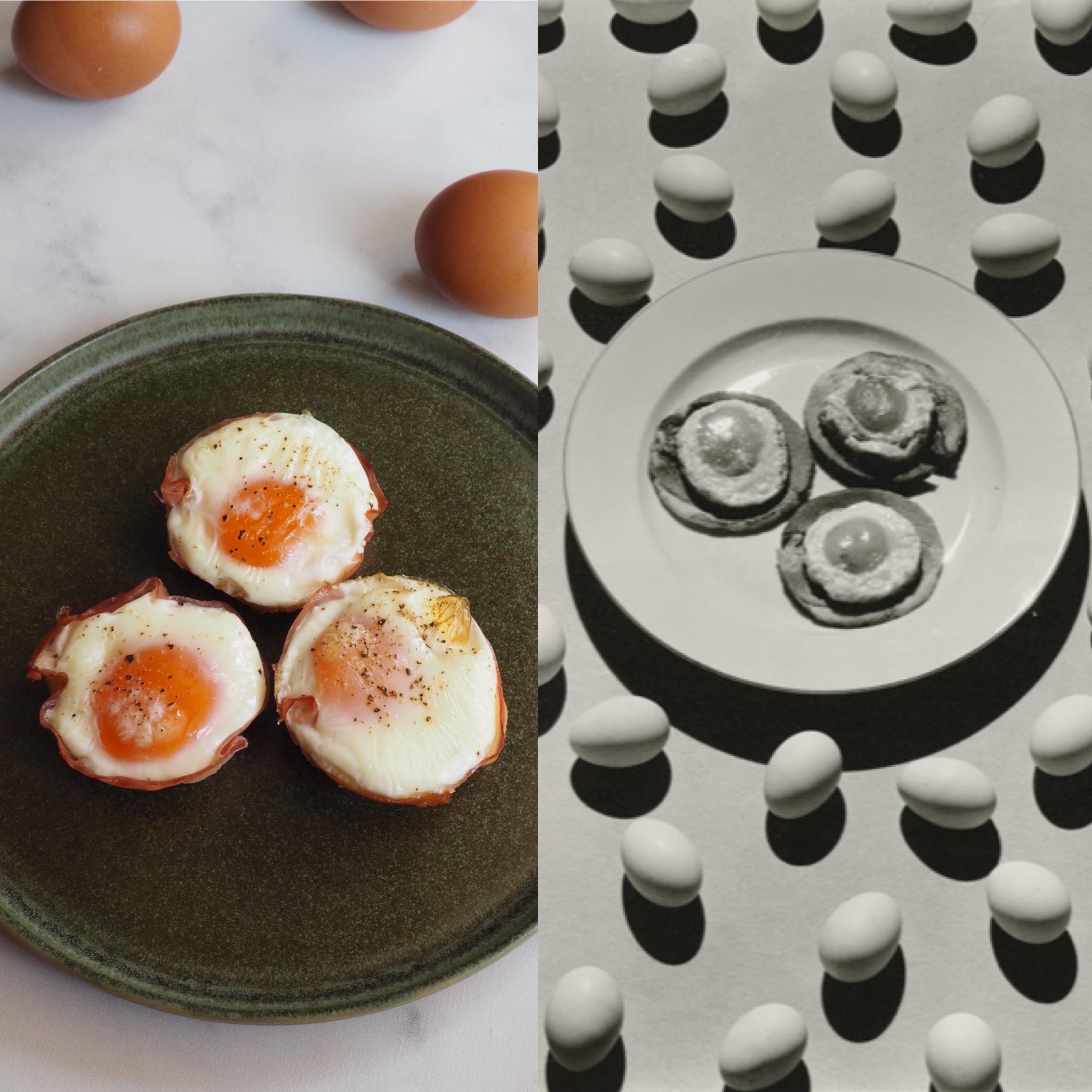 Ralph Steiner, l'anunci publicitari i les cistelles d'ou i pernil (cat)