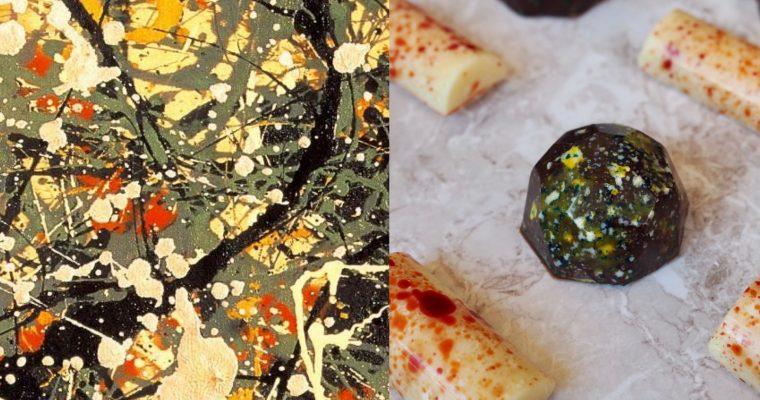 Jackson Pollock, l'expressionisme abstracte i els bombons de colors (CAT)