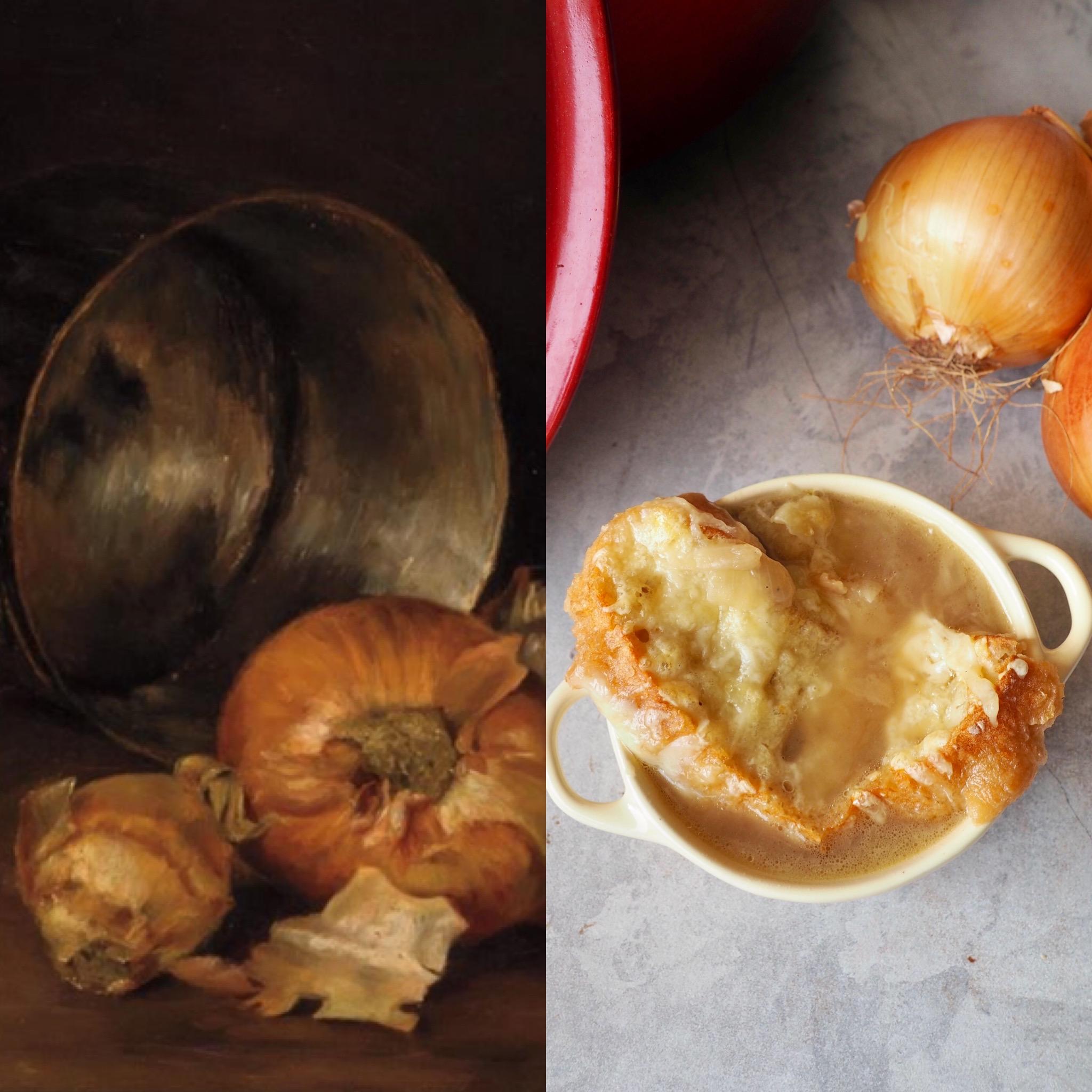 Ida Pulis Lathrop y la sopa de cebolla (ESP)