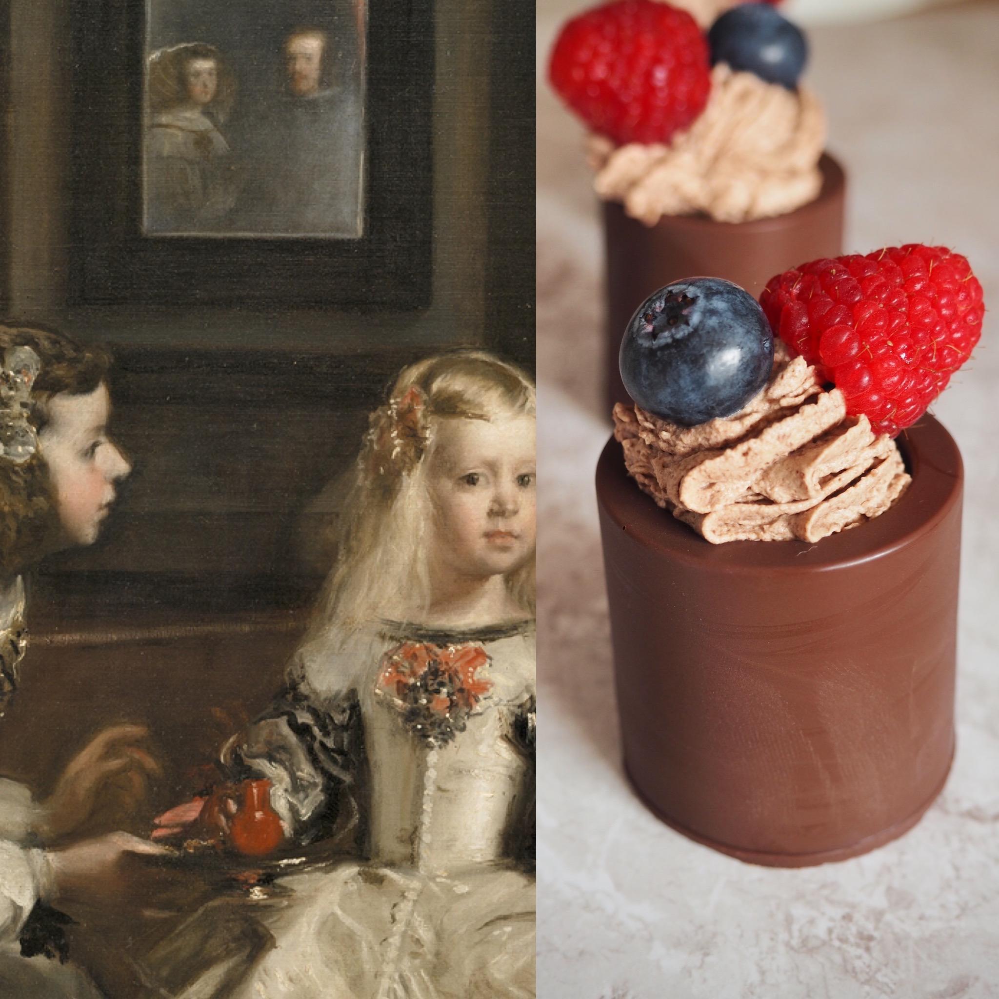 Diego Velázquez II: Las Meninas, la bucarofàgia i la tasseta de xocolata (CAT)