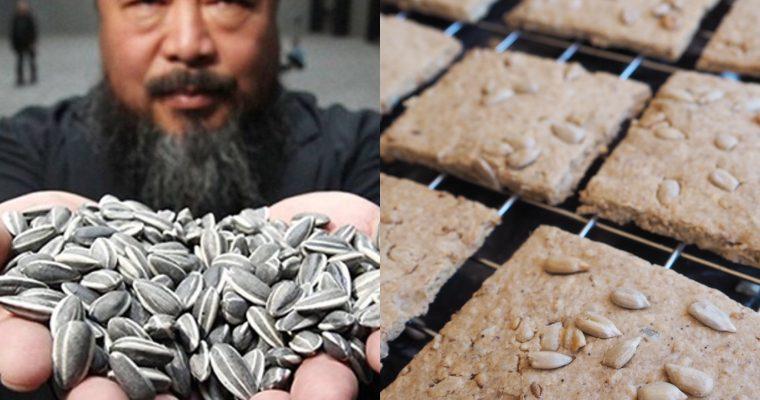 Ai Weiwei, les llavors de gira-sol i els crackers de pipes (CAT)