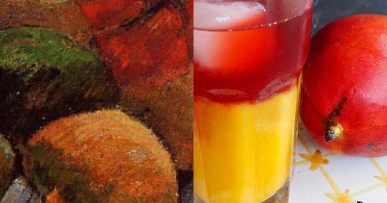 Gauguin i la beguda d'hibiscus i mango (CAT)