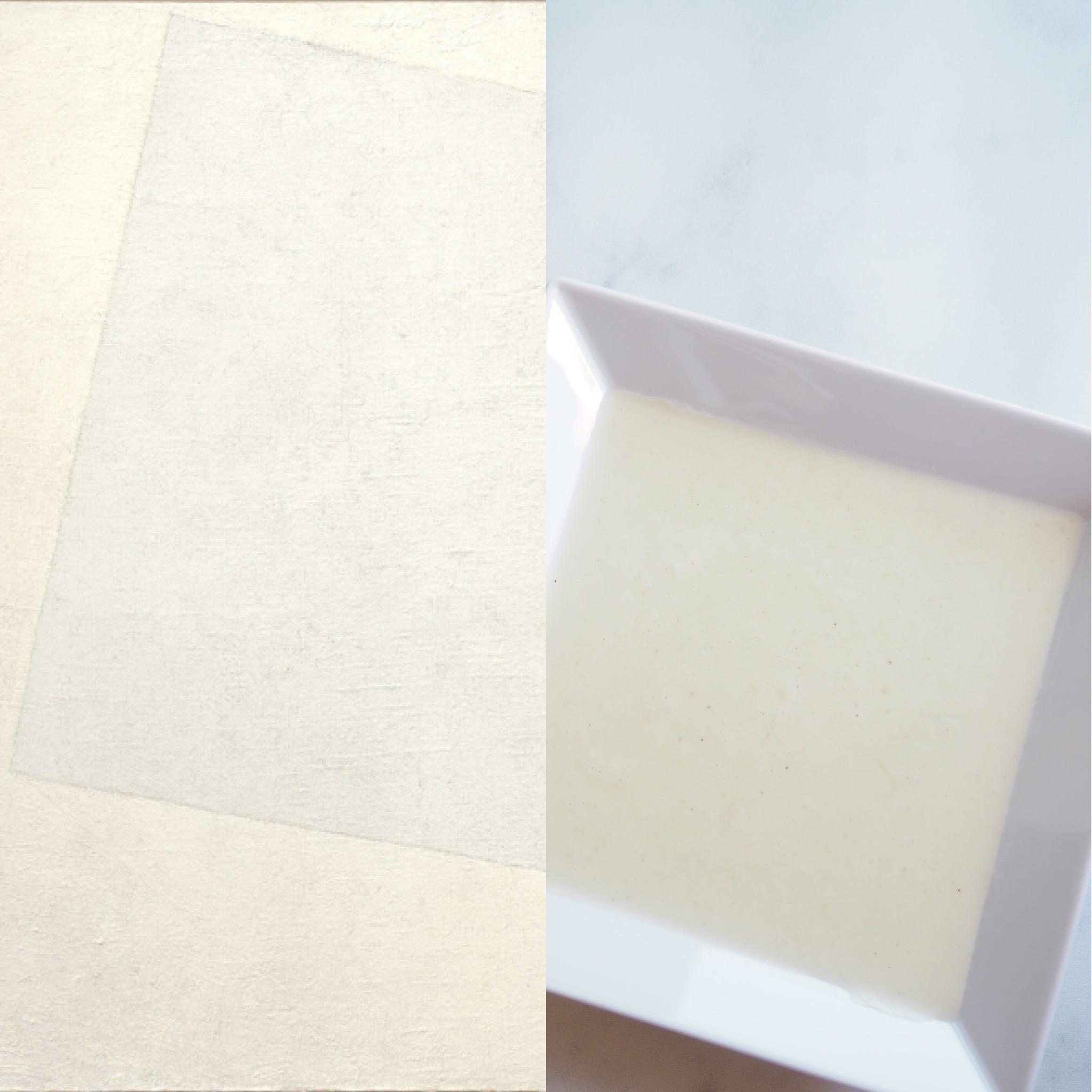Malevich, blanco sobre blanco y la crema vichyssoise (ESP)