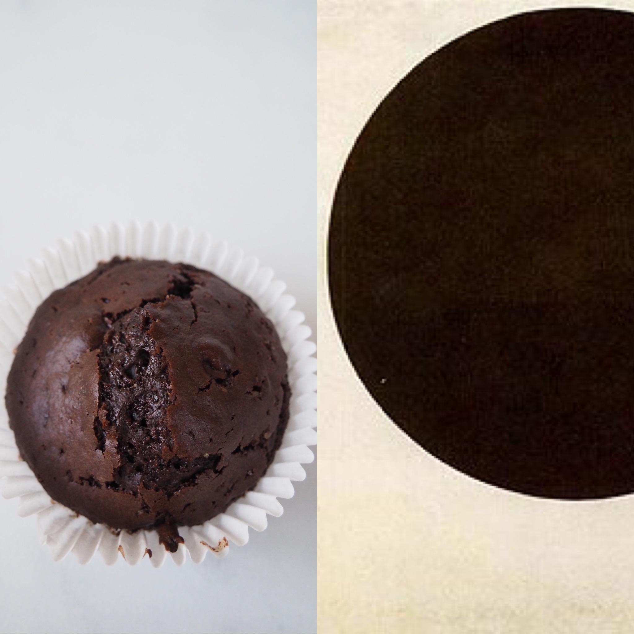 El suprematismo, el círculo negro y las magdalenas de chocolate (ESP)